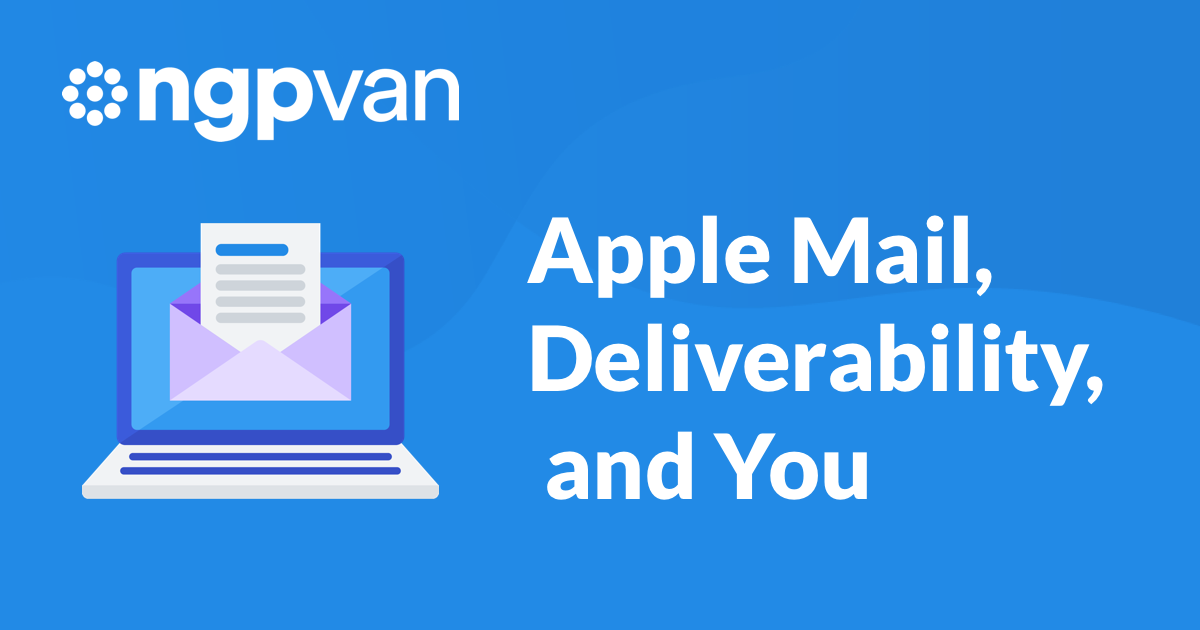Apple Mail, Deliverability and You.